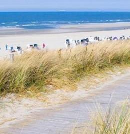 Urlaub an der Nordseeküste