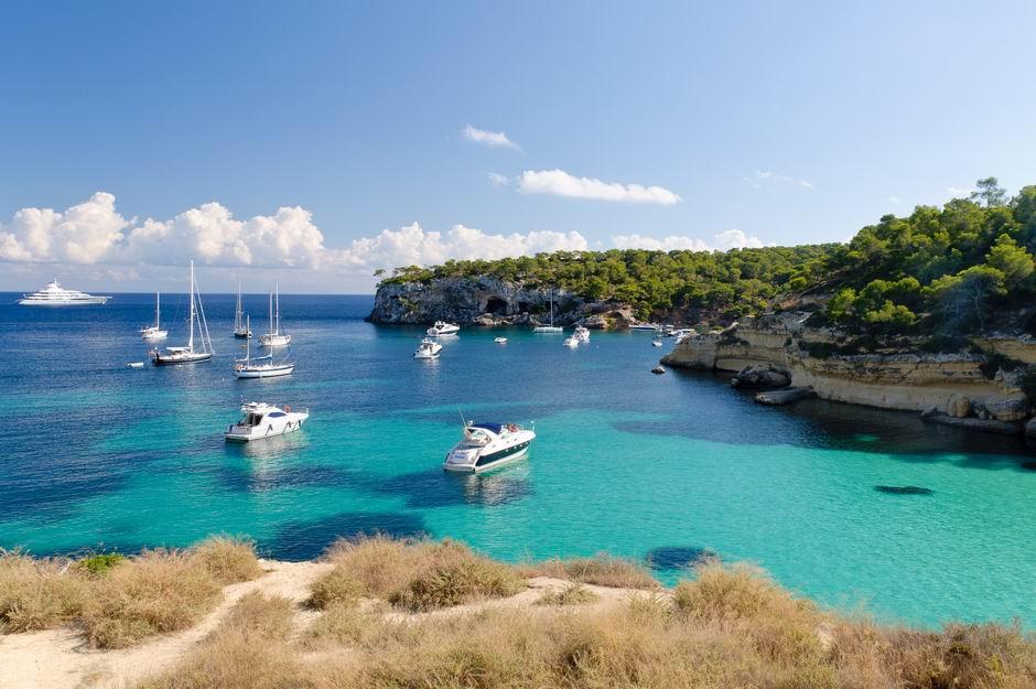 Bucht von Cala Portals Vells Mallorca