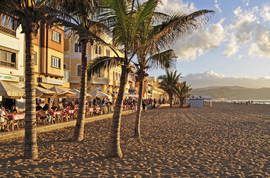 Stadturlaub in Las Palmas de Gran Canaria