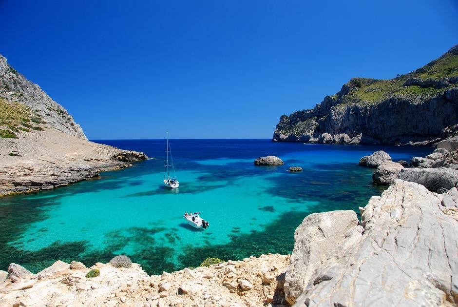 Mallorca - traumhafte Buchten entdecken