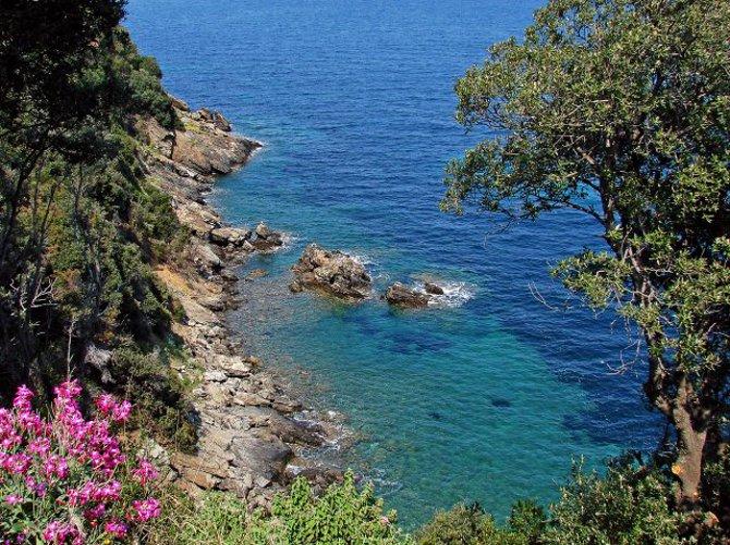 Griechische Mittelmeerinsel Korsika