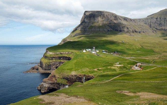Färöer Insel Urlaub