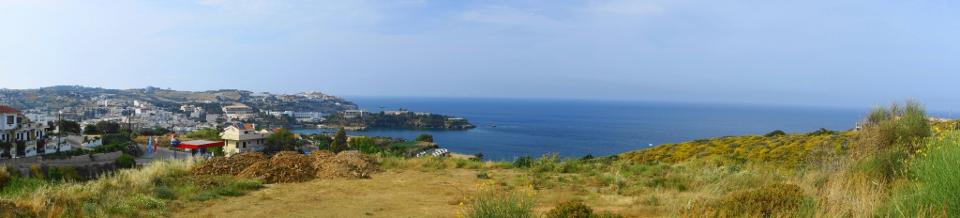 Griechische Insel Kreta >> Bucht von Achlada