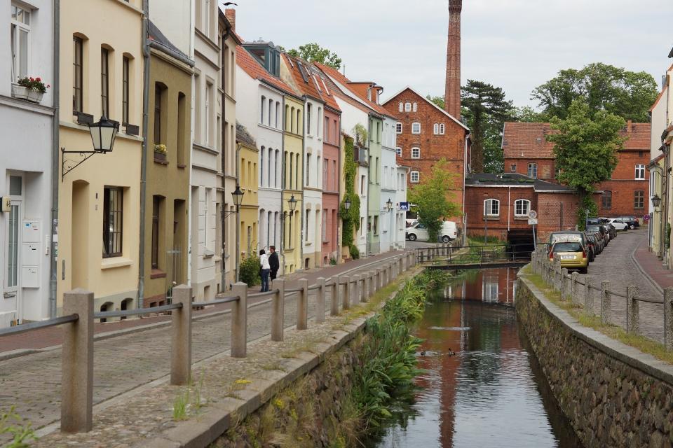 UNESCO-Weltkulturerbe-Stadt Wismar