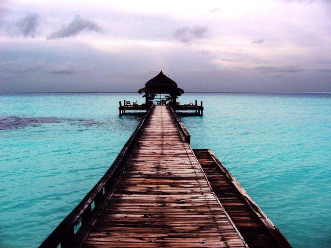 Doie Inselwelt der Malediven entdecken