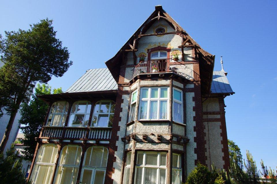 Haus in Swinemuende