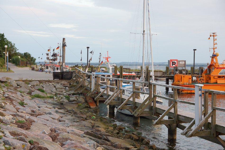 Hafen Timmendorf auf Poel