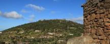 Dianas Peak auf der Insel St. Helena