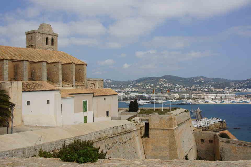 Dalt Vila -Altstadt Ibiza