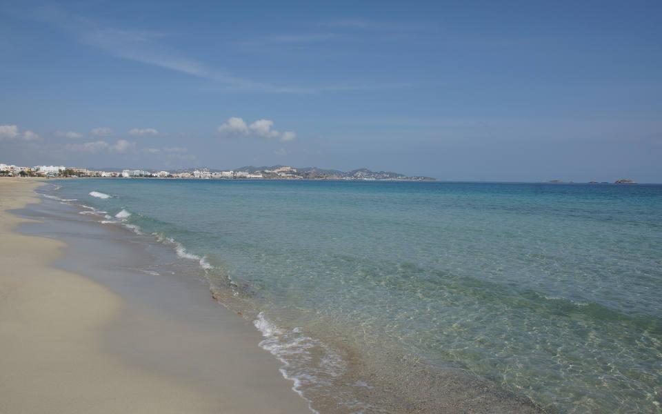 Platja d;en Bossa auf Ibiza