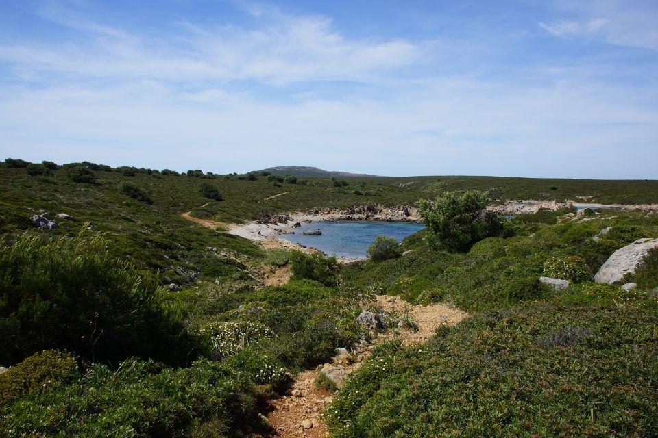 Menorca wandern